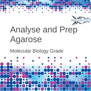 Analyse and Prep Agarose