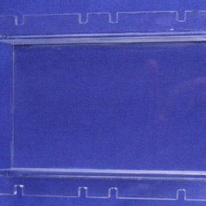Gelschlitten / Geltray für Agarosegele kompatibel mit Bio Rad