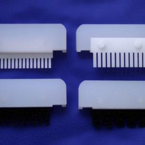 Electrophoresis Gel combs Gelkämme für die horizontale Gelelektrophorese Kamm