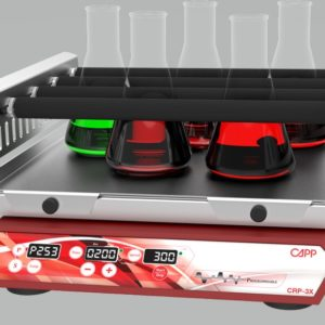 Orbital Laborschüttler - platform shaker capp crp