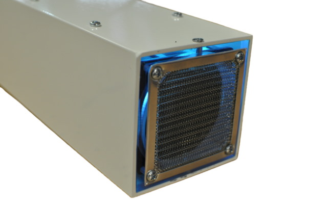 UV-C Air Flow System