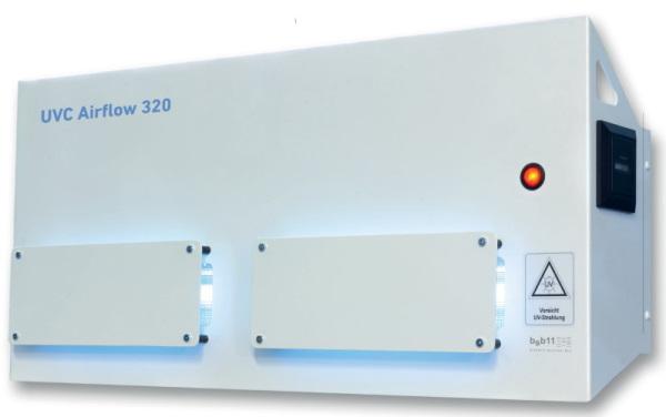UVC Airflow 320 UV Luftreiniger